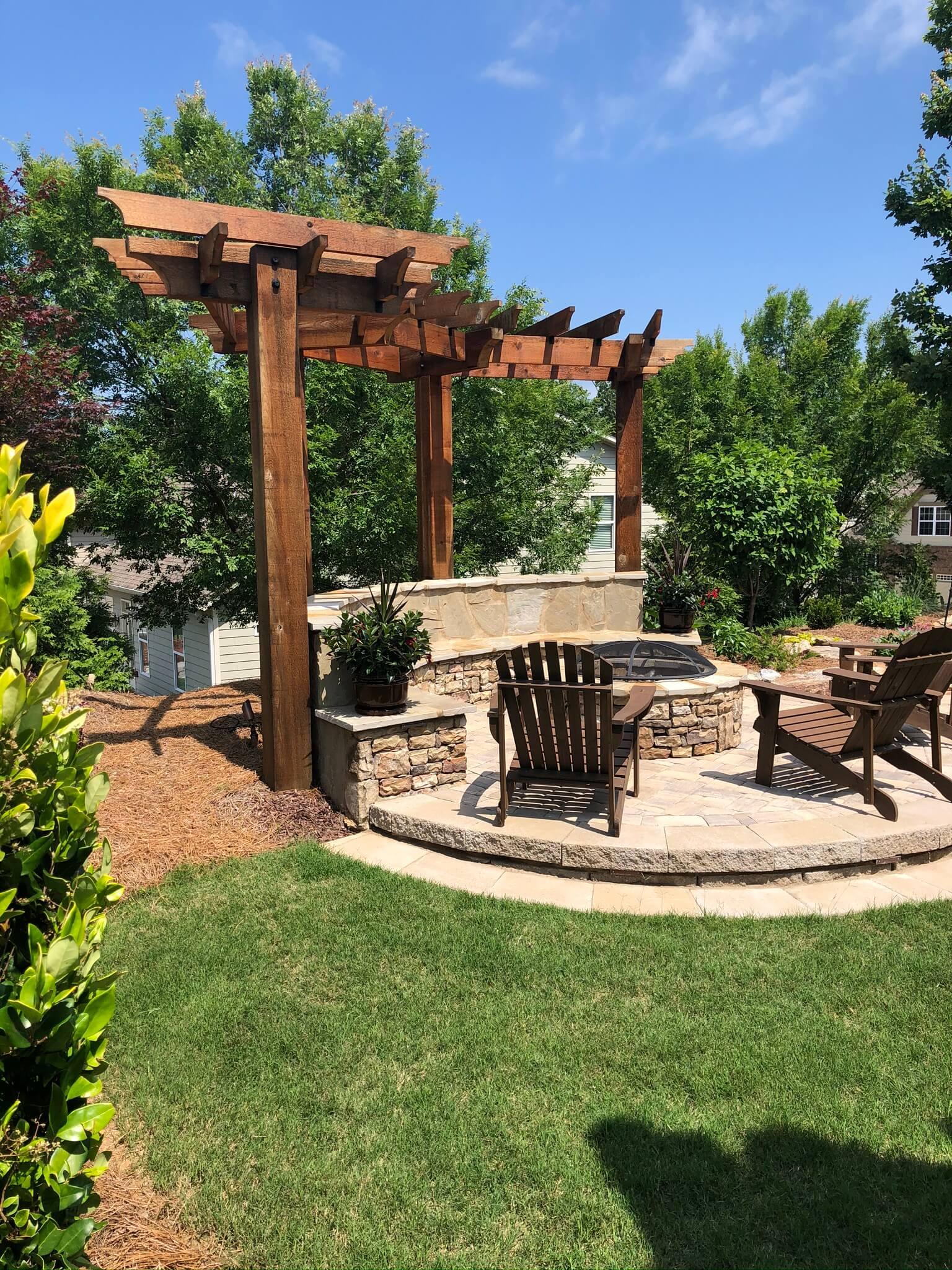 Buford & Hall County, GA Outdoor Living Design