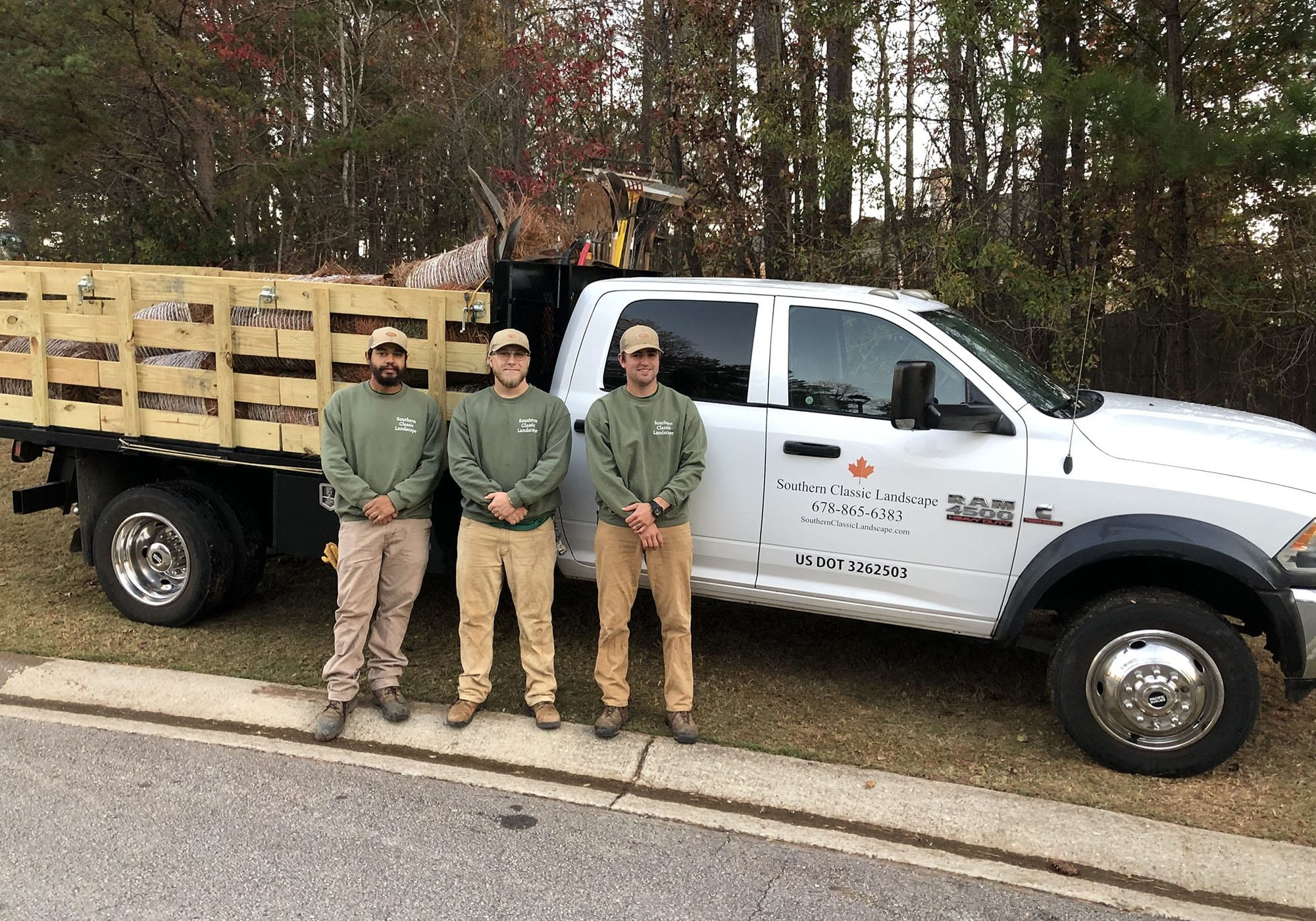 Landscape Contractors in Flowery Branch, GA